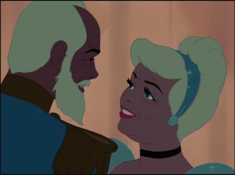 1 79 - ¡Mira Cómo Se Verían Tus Parejas Preferidas De Disney Si Envejecieran!