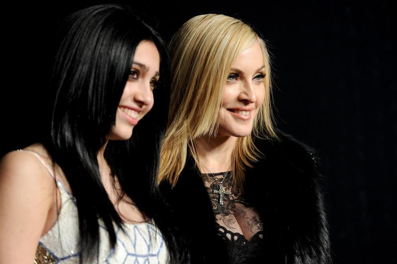 15108482275a0db6e3f0e08 - La cantante Madonna publicó recientemente un hermoso mensaje en el cumpleaños de su bella hija Lourdes