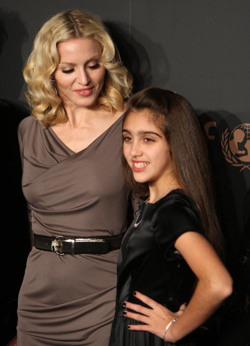 15108482335a0db6e92d35f - La cantante Madonna publicó recientemente un hermoso mensaje en el cumpleaños de su bella hija Lourdes