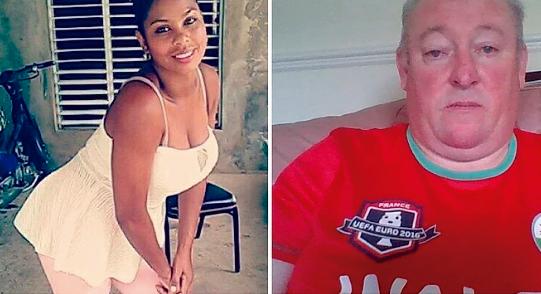 """22 29 - Britânico viaja à República Dominicana para conhecer sua namorada virtual e é rejeitado por ser ''pobre"""""""