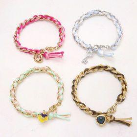 3dd5bd01188afe26950bbb57443aecf5 idea diy diy bracelet - 超簡単!手作りブレスレット