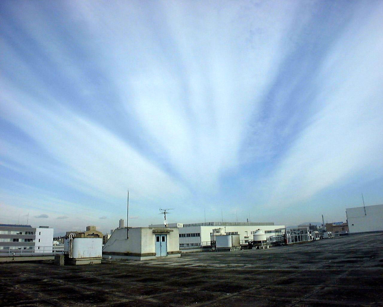 4 260 - ほんとに地震がくるの?初めての「地震雲」の知識