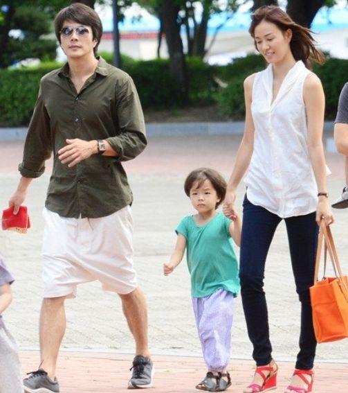 4 338 - クォン・サンウの妻であるソン・テヨンも超美人!過去のスキャンダルは?