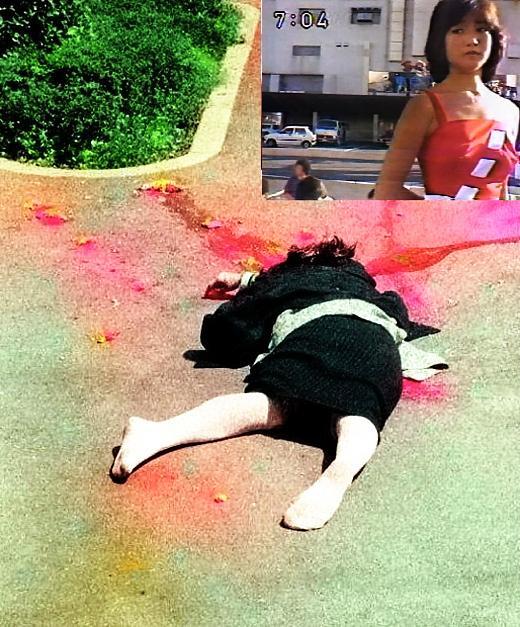 6 185 - 岡田有希子の遺体写真は流出させて大丈夫なものだったのか