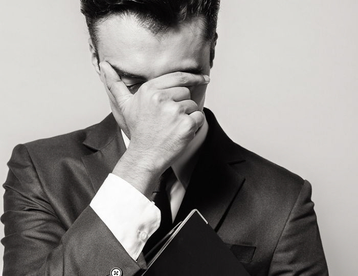 7 96 - 당신이 현재 '우울증'에 시달리고 있다는 12가지 증거