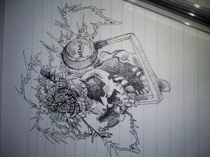 73454214 624 300x225 - みんなが注目しているボールペン画を愉しく描く書き方