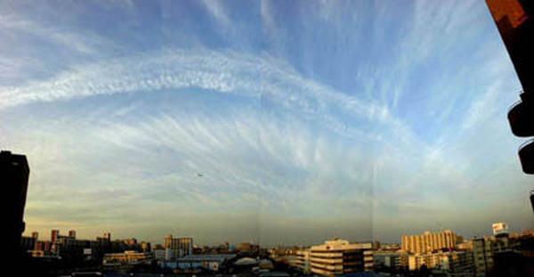 8 102 - ほんとに地震がくるの?初めての「地震雲」の知識