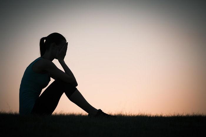 9 77 - 당신이 현재 '우울증'에 시달리고 있다는 12가지 증거