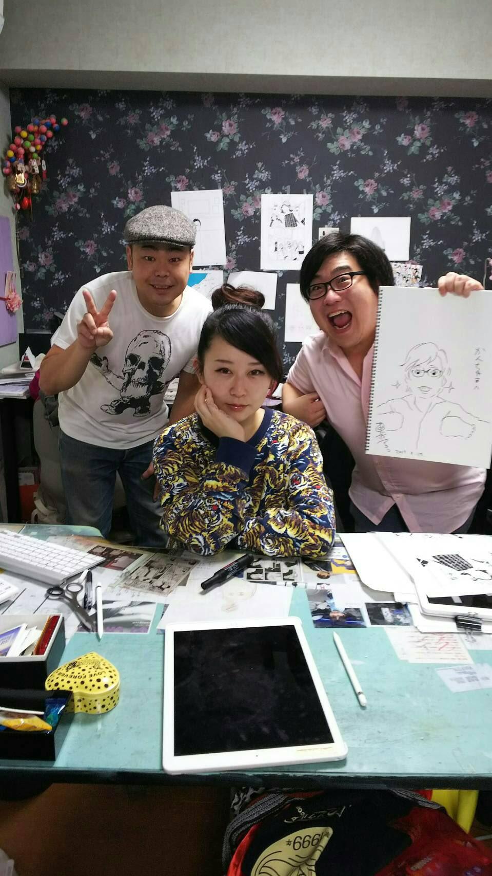DOr7QtsUEAAHSH5 - 漫画家・東村アキコって息子がいるの?