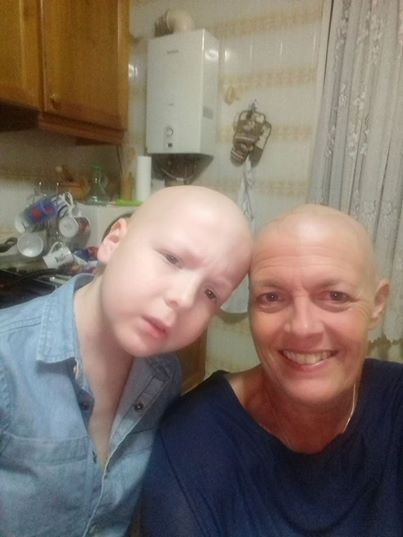 amanda 4 - This Kid's 'Cold' Turns into Leukemia. A few Weeks Later, Mom Hit with News from Doctors