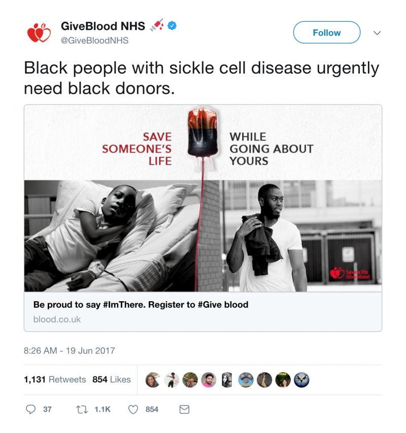 britain national health services tweet 1 - Britain's National Health Services Knocked Out A Racist Twitter User