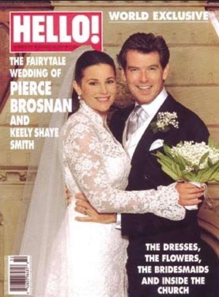 captura de pantalla 2017 11 28 a las 1 55 11 p m 2 - La esposa de Pierce Brosnan ha sido criticada por su figura, uno más de los estigmas de las parejas de celebridades.