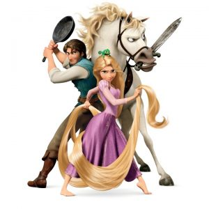 flynn-rider-rapunzel-pascal-and-maximus