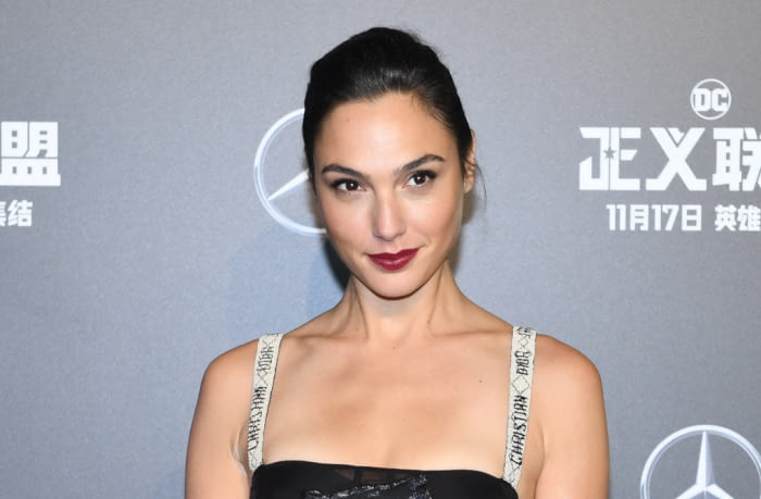 "gg11 1 - Gal Gadot on her Way to Becoming ""Wonder Woman,"" Poses Sexy for a Men's Magazine"