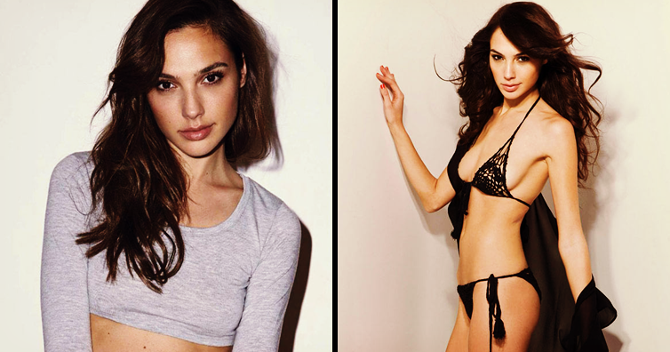 "ggfeatured 1 - Gal Gadot on her Way to Becoming ""Wonder Woman,"" Poses Sexy for a Men's Magazine"