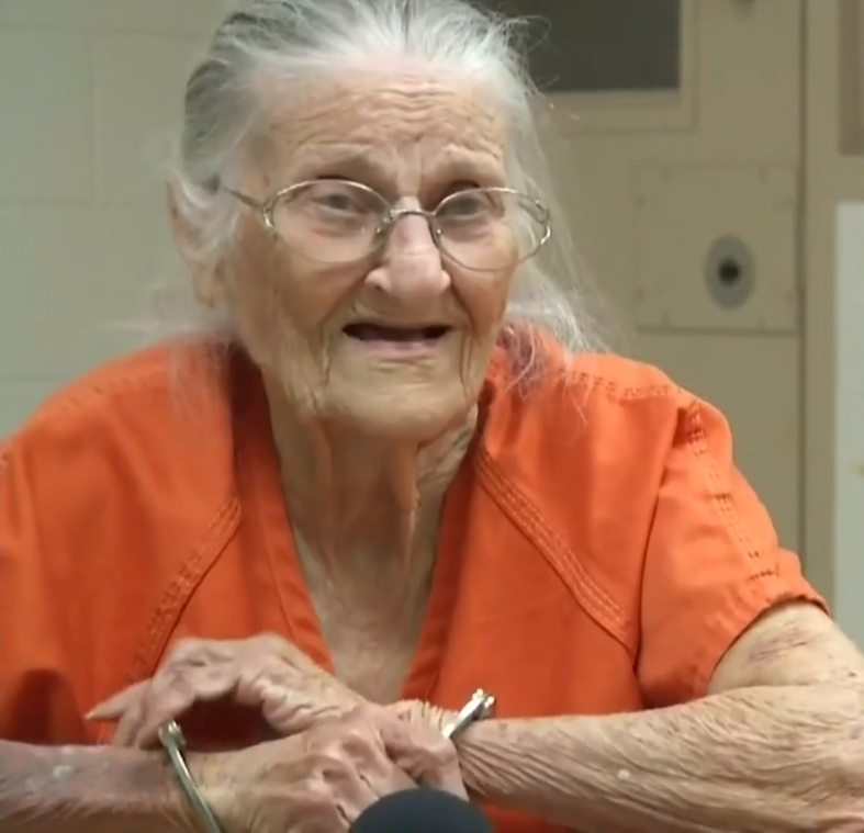 grandmother2 - 93-Year-Old Woman Arrested Because Care Home Said She Was Not Paying Rent, But Woman Says It Is A Lie