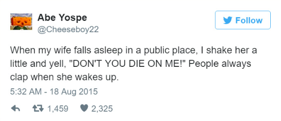 hilarious tweets about married life 10 - 10 Hilarious Tweets On Marriage That Every Couple Can Relate To