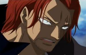 Image result for ワンピース 赤髪のシャンクス