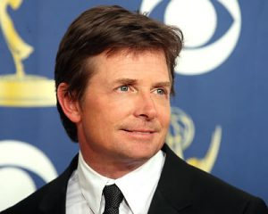 LOS ANGELES, CA - SEPTEMBER 20: Actor Michael J. Fox poses in the press room at the 61st Primetime Emmy Awards held at the Nokia Theatre on September 20, 2009 in Los Angeles, California. (Photo by Jason Merritt/Getty Images) *** Local Caption *** Michael J. Fox
