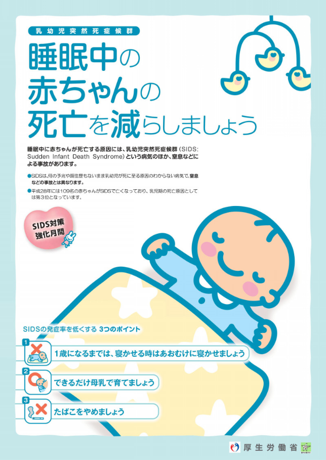 img 5a264f2643de1 - 睡眠中に命を落とす危険も!乳幼児突然死症候群の原因と前兆