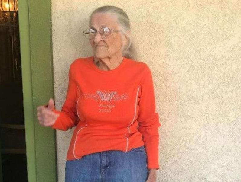 juanita - 93-Year-Old Woman Arrested Because Care Home Said She Was Not Paying Rent, But Woman Says It Is A Lie