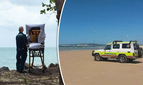 paramedics 883460 1 - Paramedic Takes Dying Woman to See Beach on Stretcher One Last Time