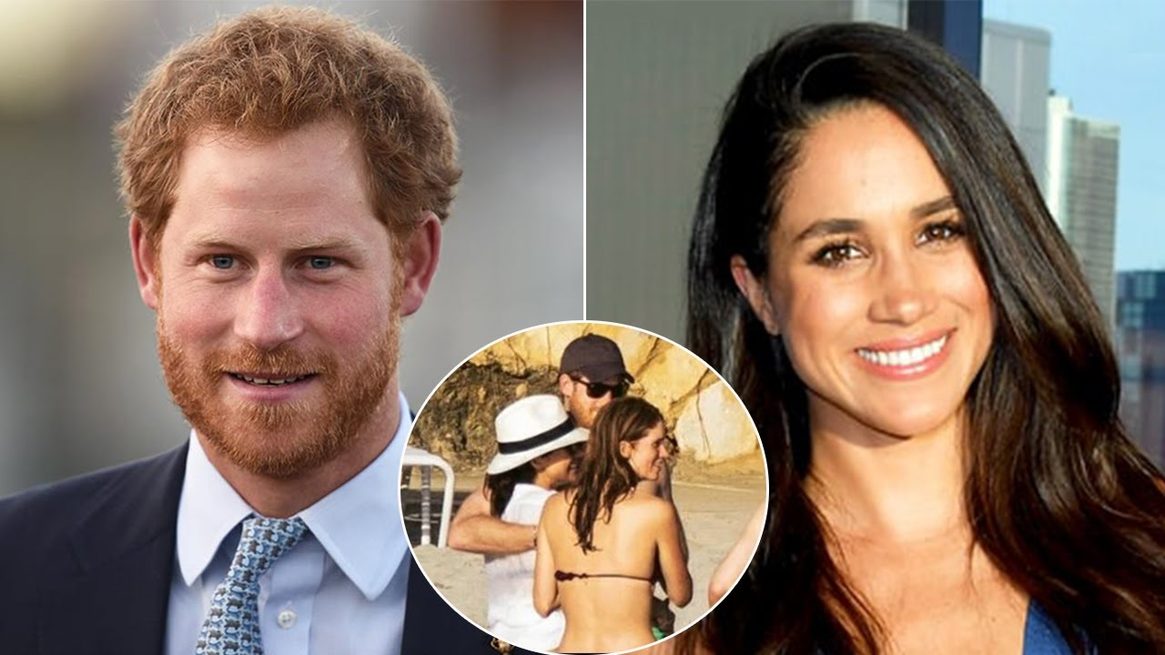prince harry - News of a Royal Wedding: Prince Harry & American Meghan Markle to Wed in Spring