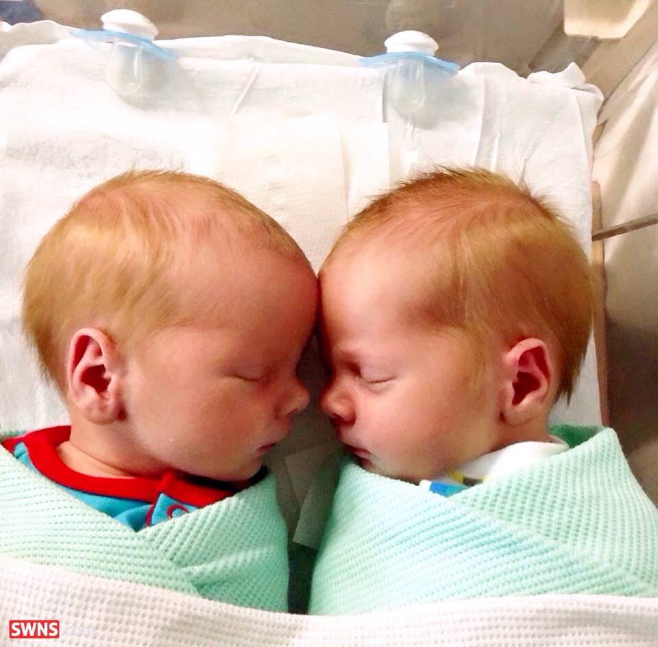 q2 - Grávida se preocupa com seus bebês, mas quando eles nascem batem recorde!