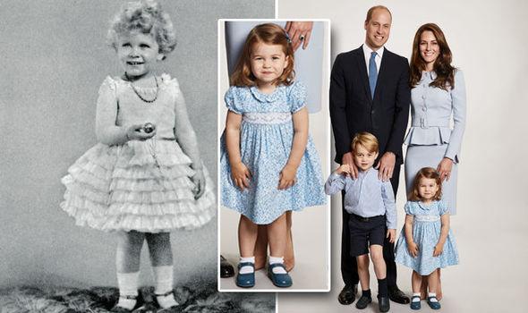 queen elizabeth princess charlotte pictures news 894250 - Princesa Charlotte é muito parecida com a Rainha Elizabeth II quando pequena