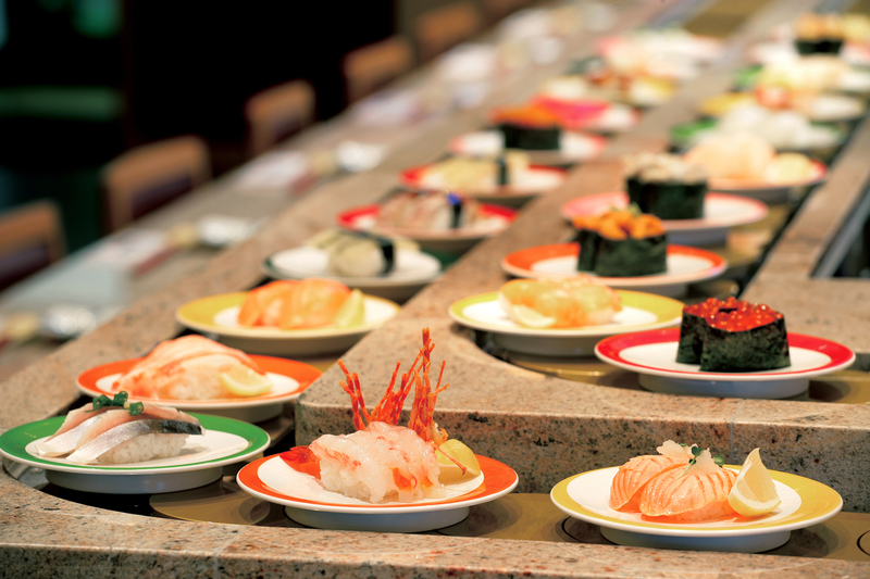 Image result for 回転寿司