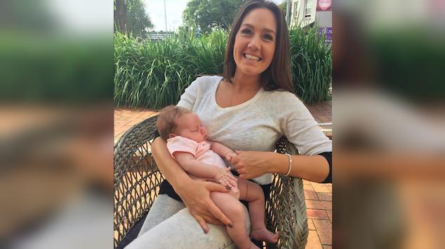woman gets pregnant again 5 1 - Após ter seu primeiro filho, essa mamãe voltou ao médico e teve uma surpresa inacreditável