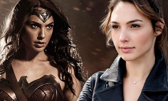 "wondddd - Gal Gadot on her Way to Becoming ""Wonder Woman,"" Poses Sexy for a Men's Magazine"