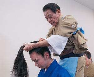 yankee makes children hairstyles  - ヤンキーは自分の子供をヤンキーの髪型にする。後ろ髪や襟足が長いのはなぜ?!