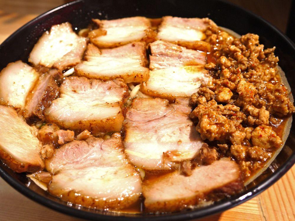 北大塚ラーメン 激辛チャーシュー麺에 대한 이미지 검색결과