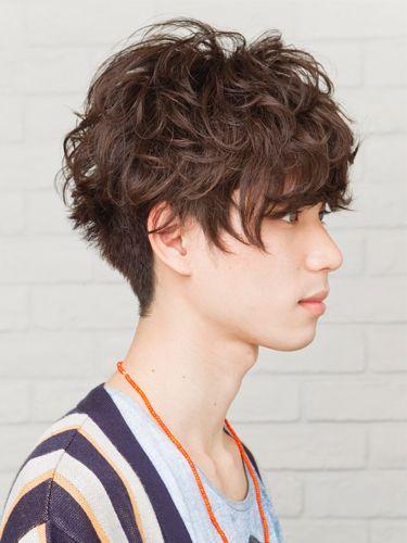 003a67bce4761becf8ea562e1443de62 - 【パーマ】メンズの髪型は毛先をどう遊ばせるかがポイント!