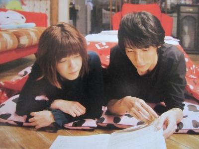 1 131 - 上野樹里さんと玉木宏さんのキスシーンは芝居じゃなかった?