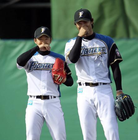 20110804 saitou 20 - ダルビッシュが斎藤佑樹を見放した…その理由とは?