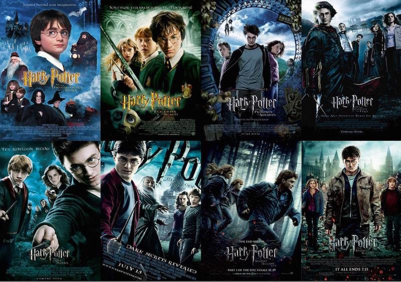 3 131 - ハリーポッターシリーズの主要人物、時系列、続編などについて