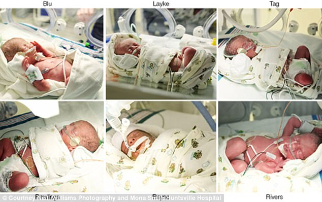 475d4b9100000578 5183479 image a 6 1513360977208 - Mother-Of-Three Carries Sextuplets And Delivers Them In Only 4 Minutes