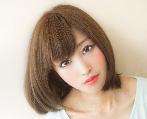 577x465xws000000 jpg pagespeed ic i0mrj4urxa - 髪型を今すぐチェンジ!ストレートミディアムの破壊力が凄かった
