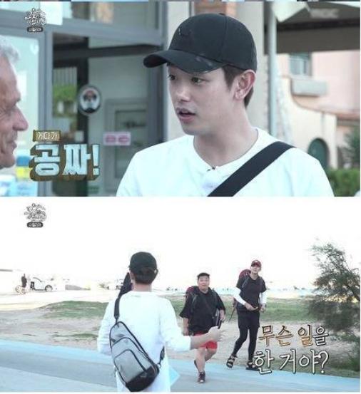 6 31 - '복덩이 에릭남'이 예능에서 보여준 막내 활약기