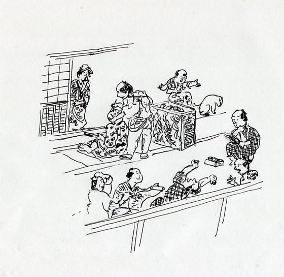 髪結い床 江戸時代에 대한 이미지 검색결과