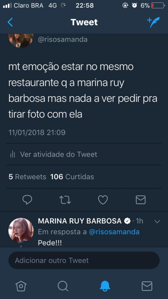 dttvi6hx0aapaex 577x1024 - Fã tira selfie com Marina Ruy Barbosa graças à tweet que fez sobre atriz