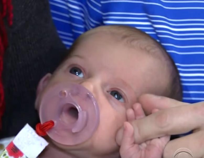 """embryo5 - Bebê """"milagroso"""" nasce de um embrião que havia sido congelado há 24 anos!"""