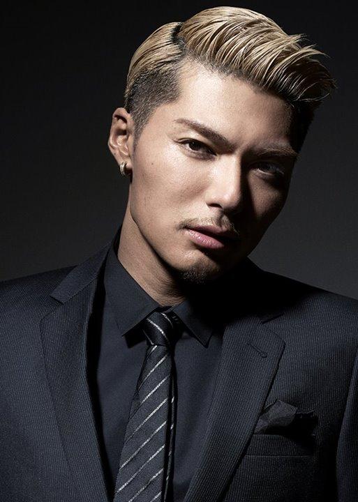 ex exileshokichi 0602 tp150601 01 - いかつい髪型で男らしさを演出!女子がメロメロになること間違いなし