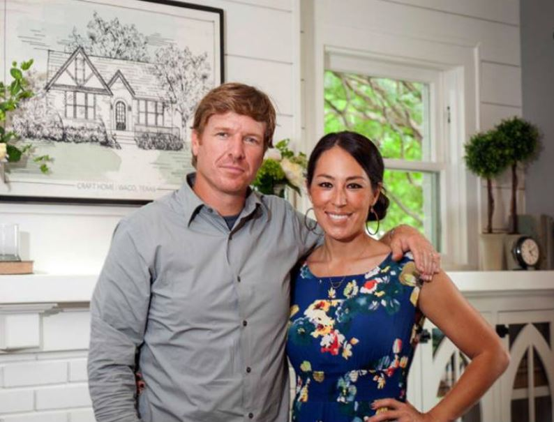 gaines2 - Chip And Joanna Gaines Announce They're Expecting Baby No. 5