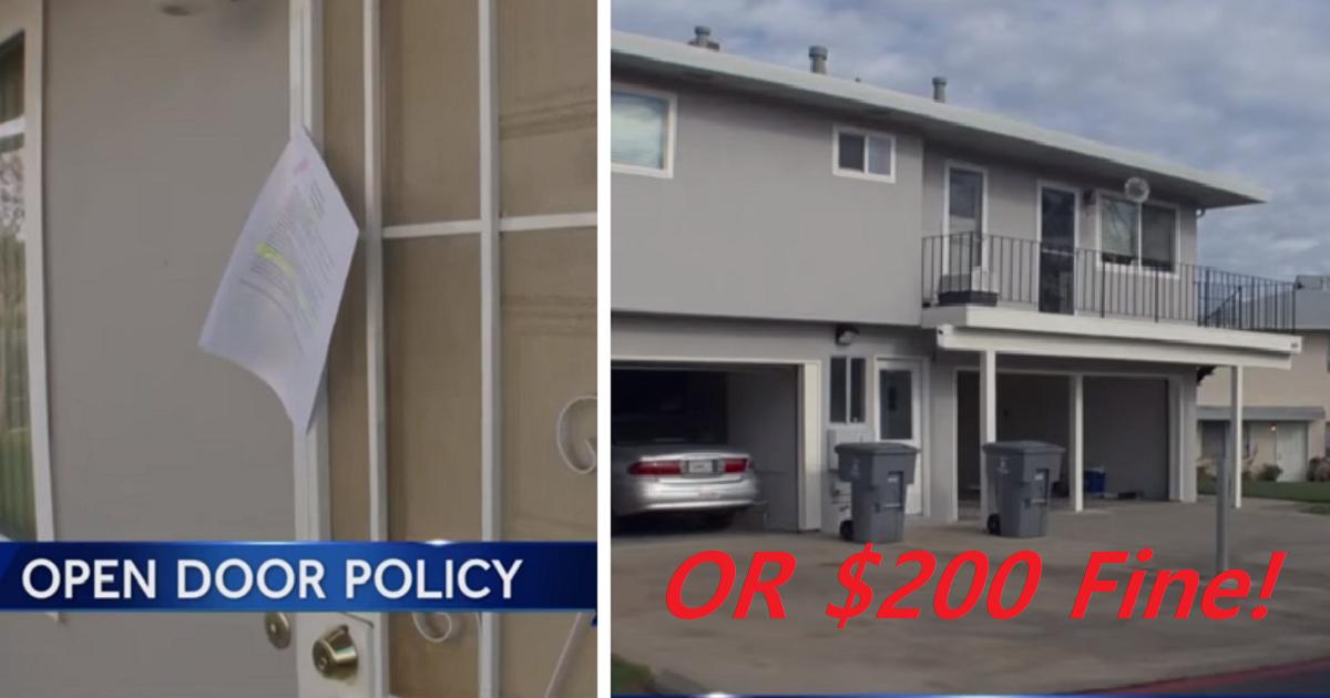 un village par une nouvelle loi garder son garage ouvert ou payer une amende de 200 vonjour. Black Bedroom Furniture Sets. Home Design Ideas