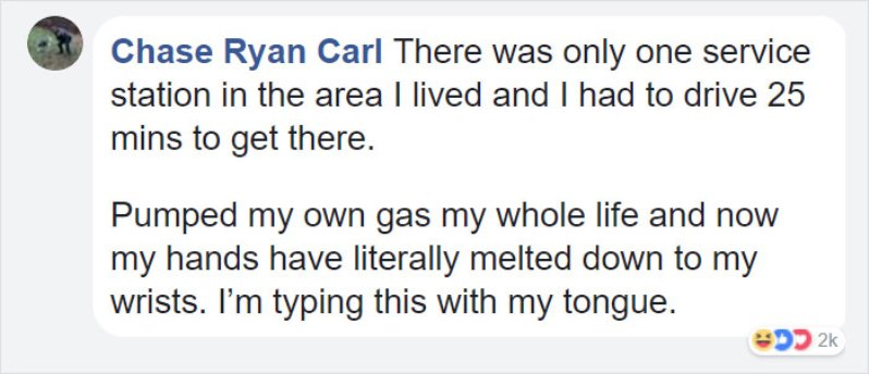 gas11 - Oregonians Will Now Pump Their Own Gas And People's Reactions Are Hilarious