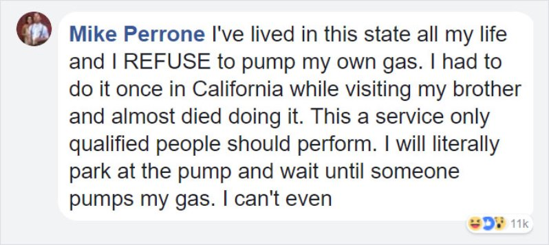 gas3 - Oregonians Will Now Pump Their Own Gas And People's Reactions Are Hilarious