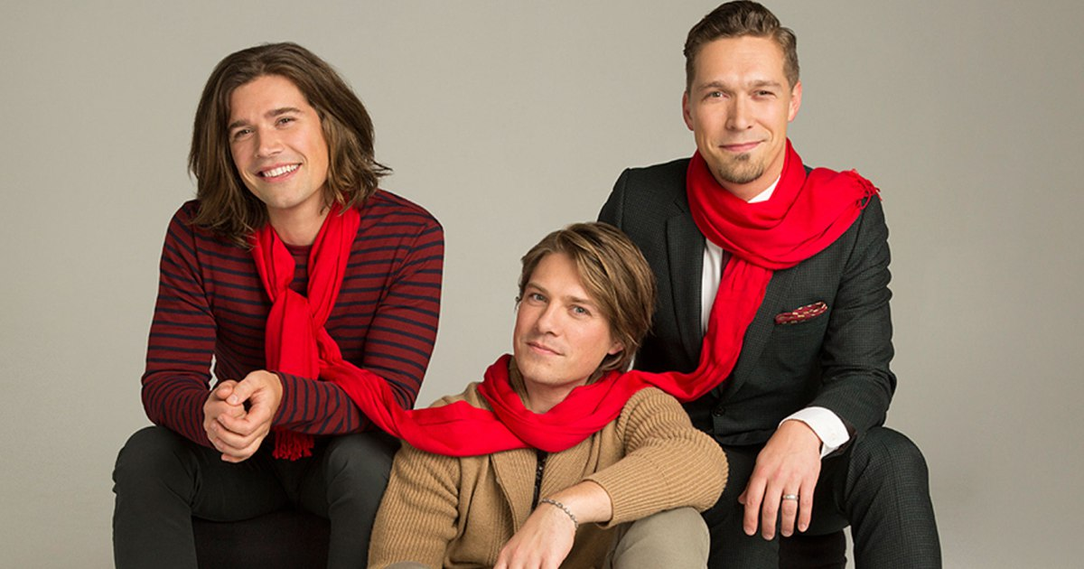 hanson11 - Years Later, the Hanson Brothers Have Grown into Elegant Dads with a Dozen Kids between Them